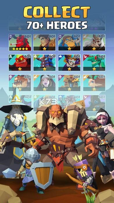 Poly Fantasy v1.0.064 游戏下载 截图