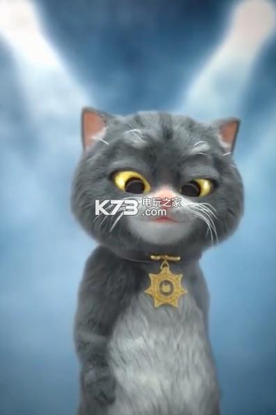 斑布猫锁屏 下载v1.图片