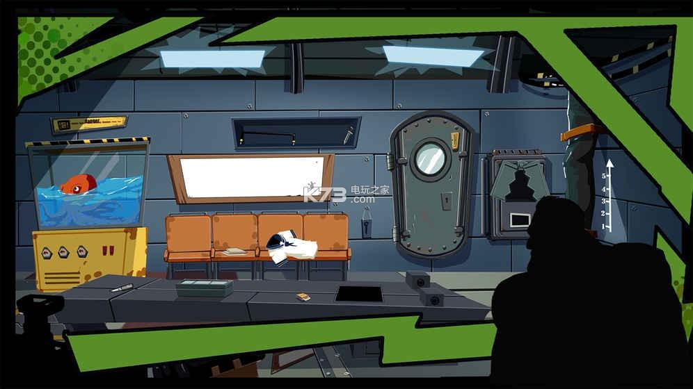 关不住先生逃离深海监狱 v1.0 游戏下载 截图