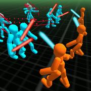 火柴人霓虹灯战斗模拟器手游下载v1.0