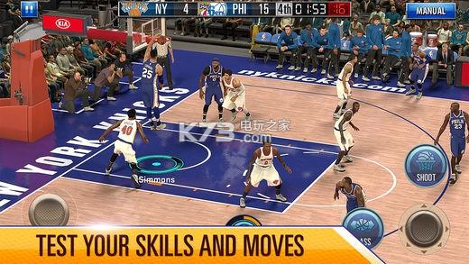 NBA2K移动版 v1.11.375252 安卓版下载 截图