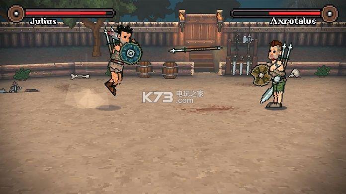 弹跳角斗士 v1.0 下载 截图