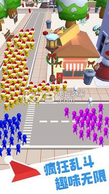跑跑达人拥挤的城市点评 有着经典的3d游戏玩法内容 为玩家带来不同