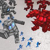 火柴人机甲战斗模拟器下载v1.01