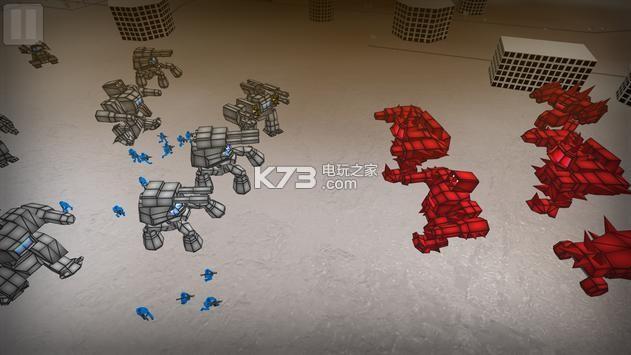 火柴人机械机器人 v1.01 游戏下载 截图