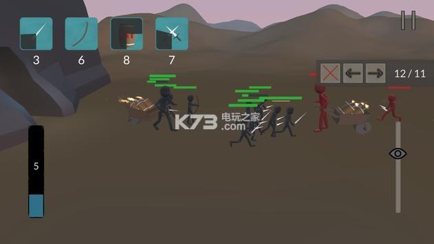 火柴人城堡之战 v1.0.1 游戏下载 截图