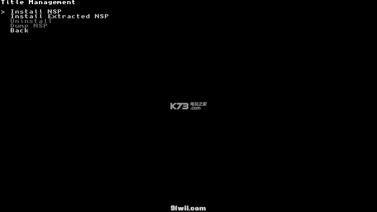 tinfoil+ReiNX 5.0+TegraRcmGUI 下载[含tinfoil安装nsp游戏图文教程] 截图