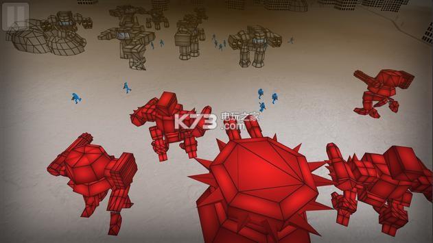 机器人战斗模拟器 v1.01 游戏下载 截图