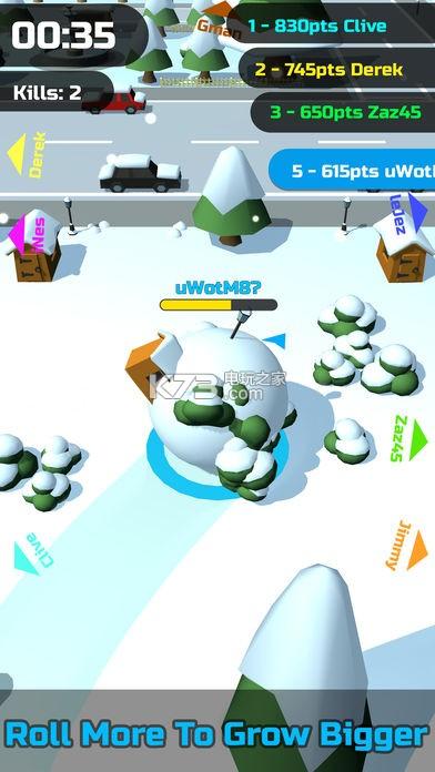 雪球冲突 v1.0 游戏下载 截图