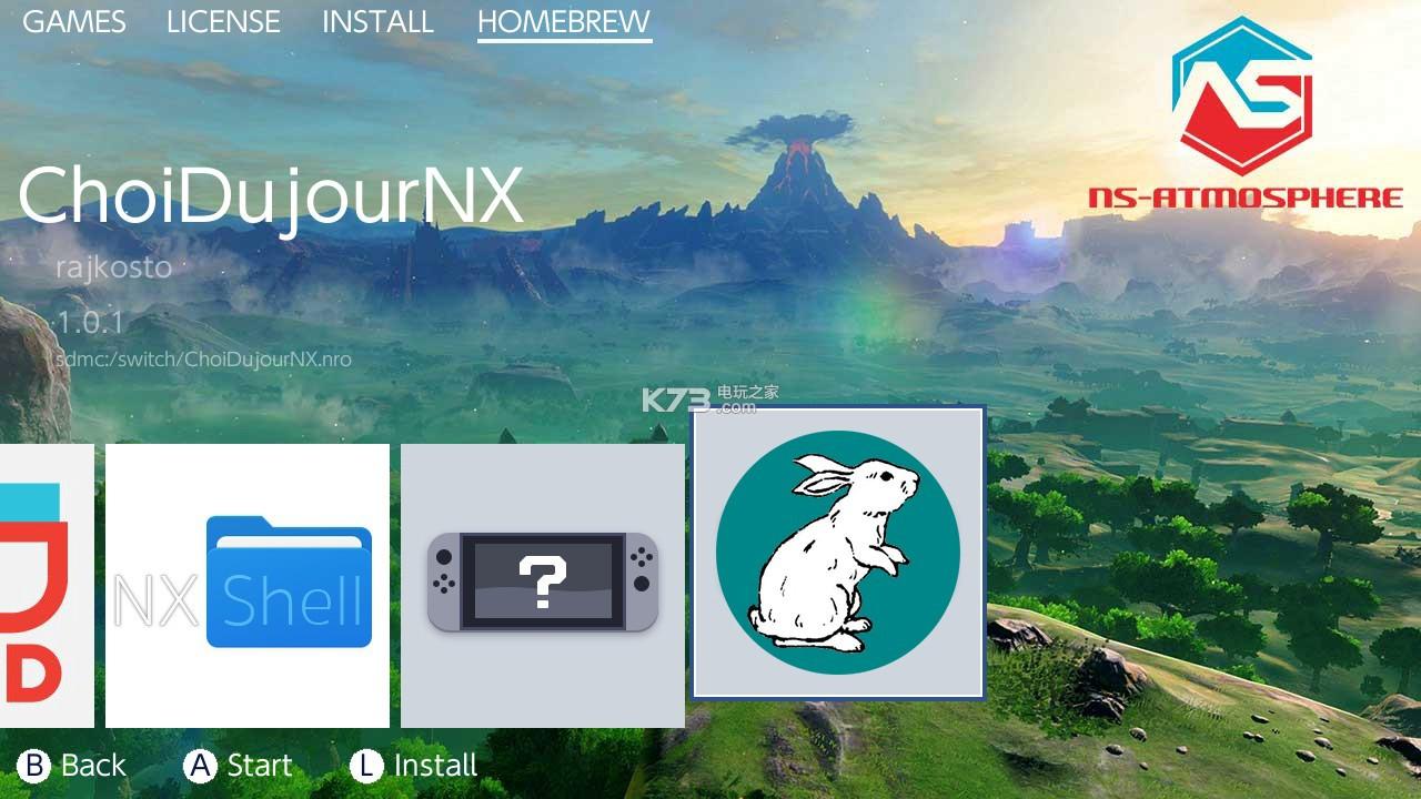 ChoiDuJourNX v1.0.2 软件下载[switch升级破解系统工具] 截图