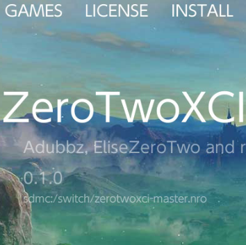 zerotwoxci 下载[switch安装xci游戏工具]