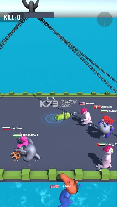 扔人大乱斗 v2.3 破解版下载 截图