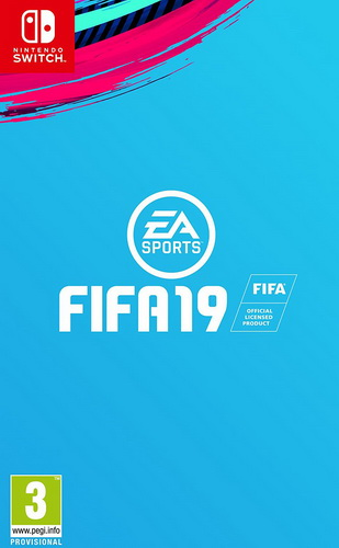 FIFA19 switch简繁汉化补丁下载v1.1