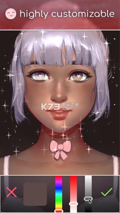 动态女孩捏脸 v2.32 游戏下载 截图