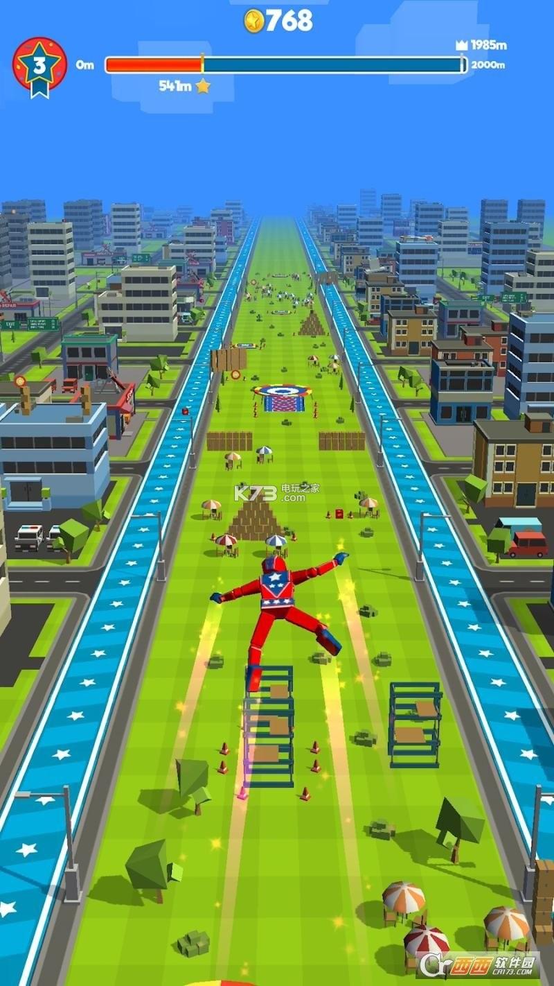 炮弹飞人 v0.5.15 游戏下载 截图
