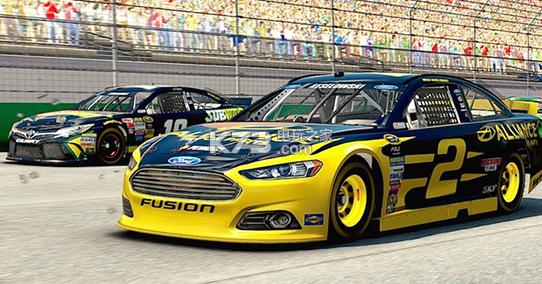 云斯顿赛车15胜利版 美版 截图