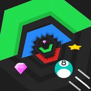 球球穿梭隧道下载v1.0