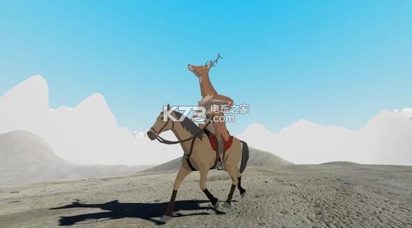 沙雕鹿模拟器 下载 截图