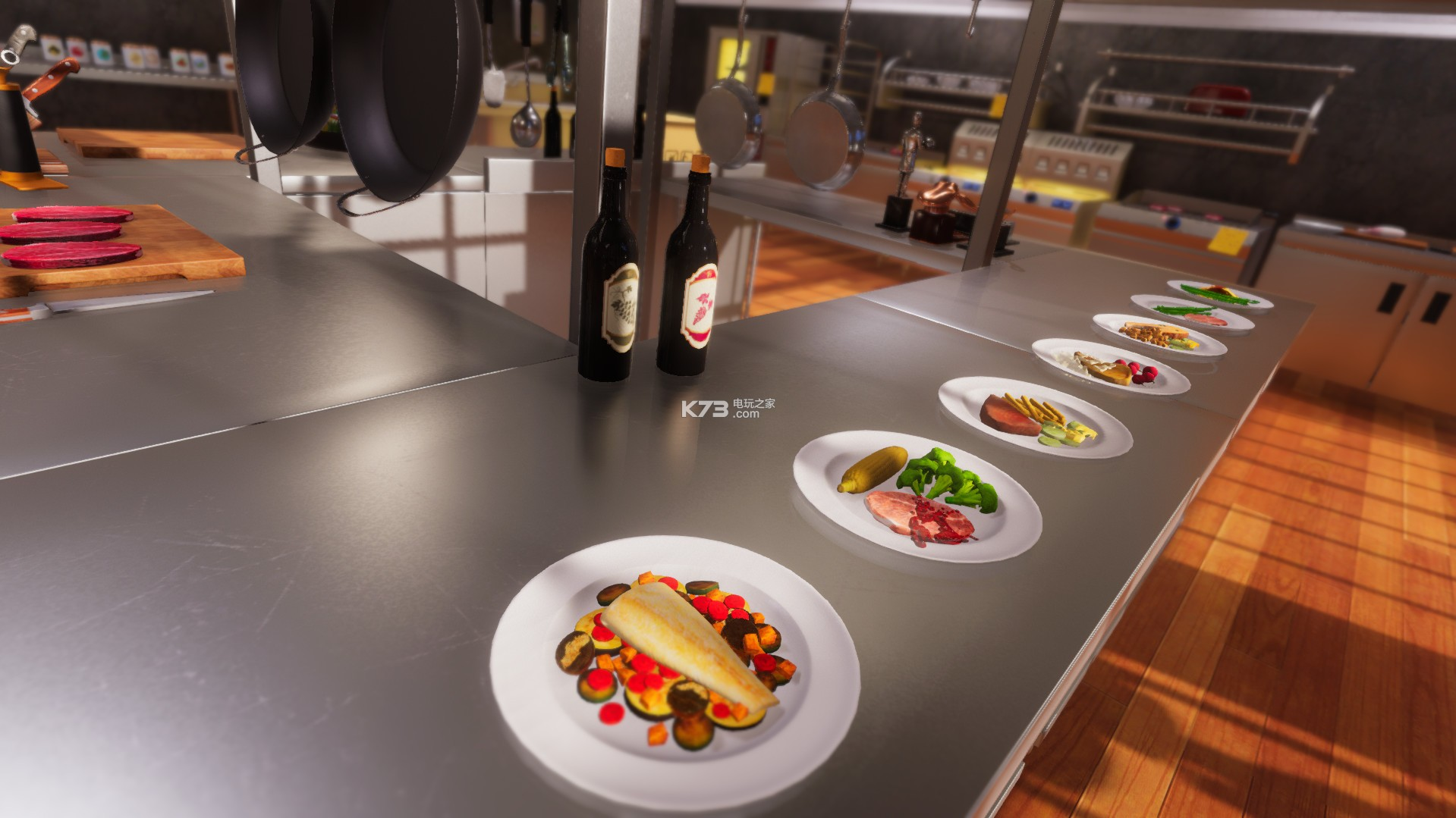 做菜模拟器 游戏下载 截图