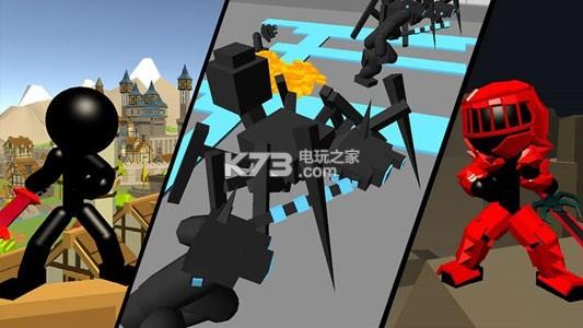 迷你火柴人剑圣传说 v1.0.0 游戏下载 截图