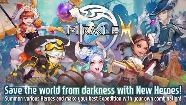 Miracle M v1.198 游戏下载 截图