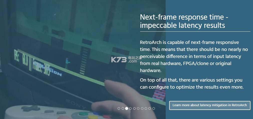 retroarch万能模拟器 v1.7.5 电脑版下载[Windows 10 / 8 / 7 / Vista / XP] 截图