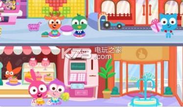 泡泡兔梦幻乐园商场 v1.0 手游下载 截图