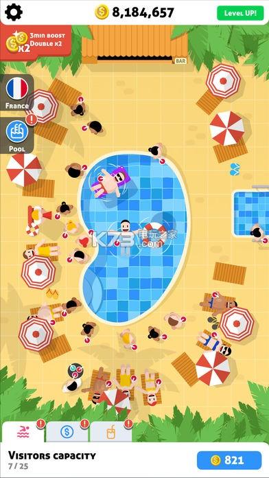 泳池派对大亨 v0.9.2 游戏下载 截图