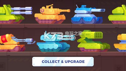 Tank Stars v1.4.1 破解版下载 截图