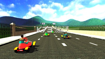 愤怒的鞋子赛车3D v1.0 下载 截图