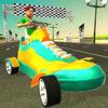 愤怒的鞋子赛车3D v1.0 下载