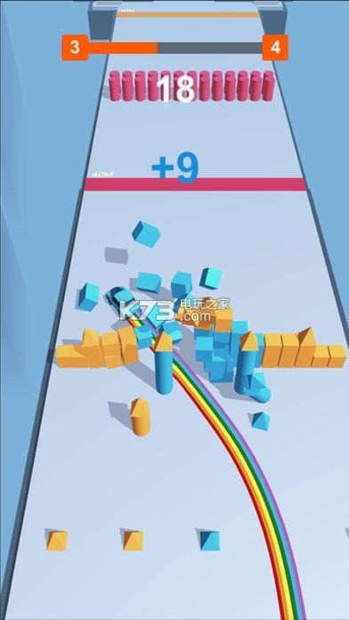 汽车撞砖块 v1.4 游戏下载 截图
