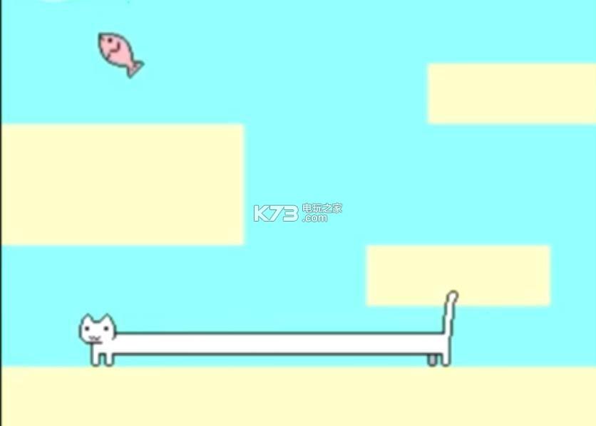 史上最鬼畜的猫吃鱼小游戏 下载 截图