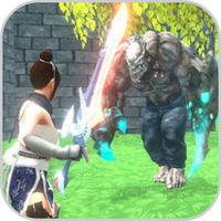 战斗怪物武士力量游戏下载v1.0