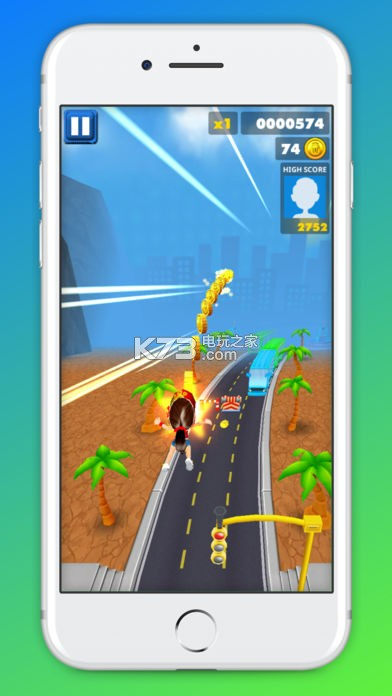 跑酷短跑 v1.0 游戏下载 截图