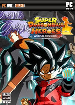 超级龙珠英雄世界使命 游戏下载