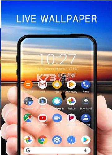 手游资讯app_游戏截图 游戏介绍: 《手机透明屏幕特效》app软件是一款很好玩的