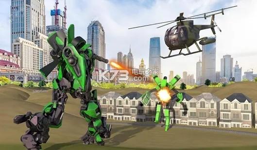 欧洲火车变形机器人 v1.0.1 游戏下载 截图