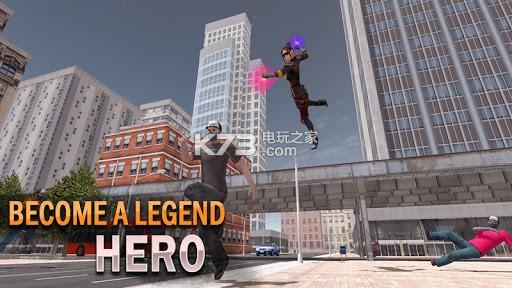 超级英雄罪恶之城 v1.0.1 游戏下载 截图