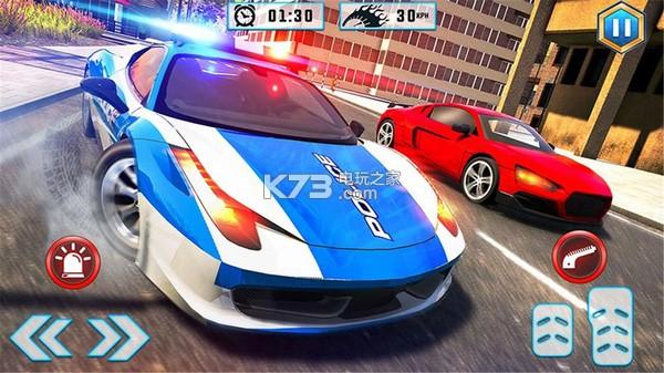 真正的警车追逐机器人改造 v1.0.5 游戏下载 截图