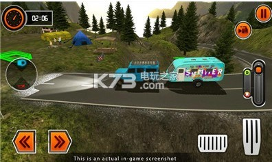 虚拟家庭露营车驾驶 v1.4 下载 截图