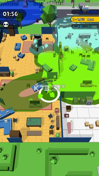 Conquer.io v1.0 游戏下载 截图