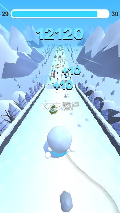 雪球冲刺 v1.0 游戏下载 截图