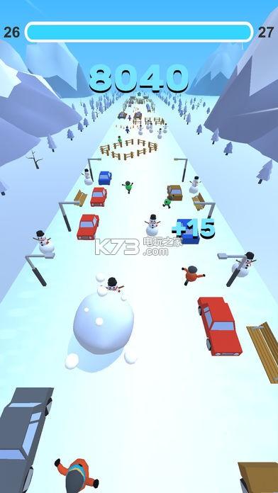 Go Snowball v1.0 下载 截图
