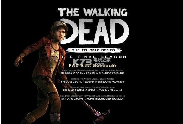 The Walking Dead Season Stable 汉化版下载 截图