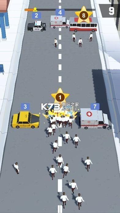 拥挤城市推车英雄 v1.7 游戏下载 截图