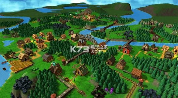 工厂小镇 游戏下载 截图