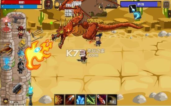 Defence RPG v1.0.4 手游下载 截图