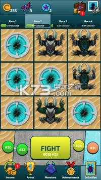 突袭怪兽英雄 v1.0.0 游戏下载 截图