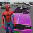 蜘蛛侠驾驶赛车 v1.0 游戏下载